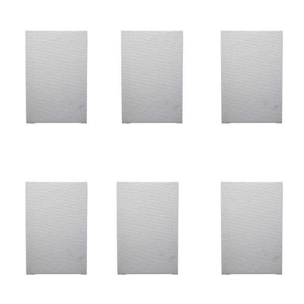 Canvas Panel 4 x 6 - Pkg of 6