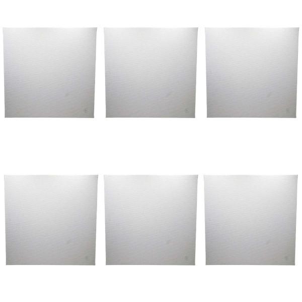 "Canvas Panel 12"" x 12"" - Pkg of 6"