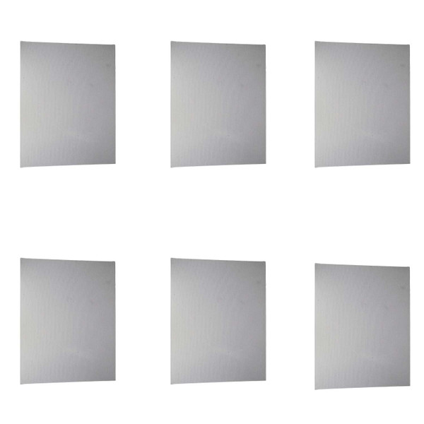 "Canvas Panel 11"" x 14"" - Pkg of 6"