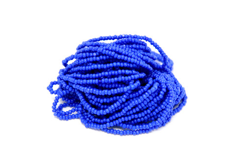 Medium Royal Blue Opaque Charlotte