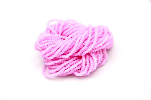 Pink Opal (Tint) - Size 11 Seed Bead