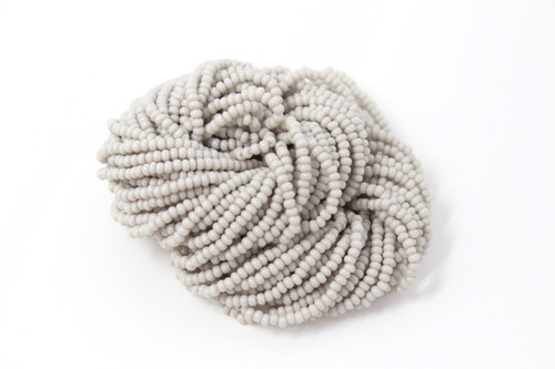 Oyster Grey (Tint) - Size 11 Seed Bead