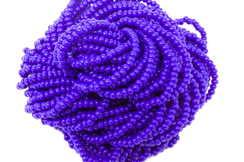 Royal Blue Opaque - Size 11 Seed Bead