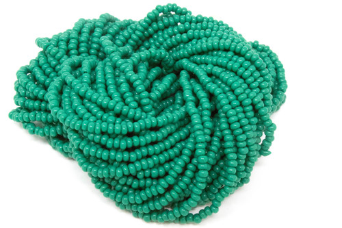 Blue Green - Size 11 Seed Bead