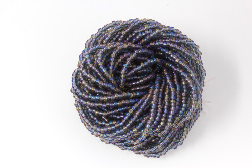 Black Diamond AB - Size 11 Seed Bead