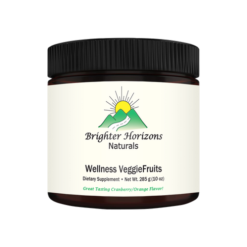 Brighter Horizons Wellness VeggieFruits Dietary Supplement Powder