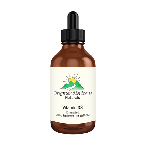 Vitamin D3 Formula - by Brighter Horizons