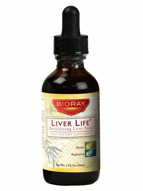 Adult & Childrens Liver Life Formula - by BioRay 4oz
