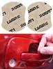 Kia Forte Koup (10-13) Door Handle Cup Paint Protection