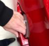 Toyota 4Runner (14-  ) Door Handle Cup Paint Protection