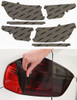Audi A4 (17-19) Tail Light Covers