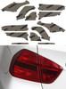 Toyota RAV4 (19-  ) Tail Light Covers