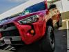 Amber Toyota 4Runner Round (14-  ) Fog Light Covers