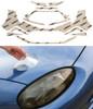 Toyota Corolla Sedan (20-  ) Front Bumper Paint Protection