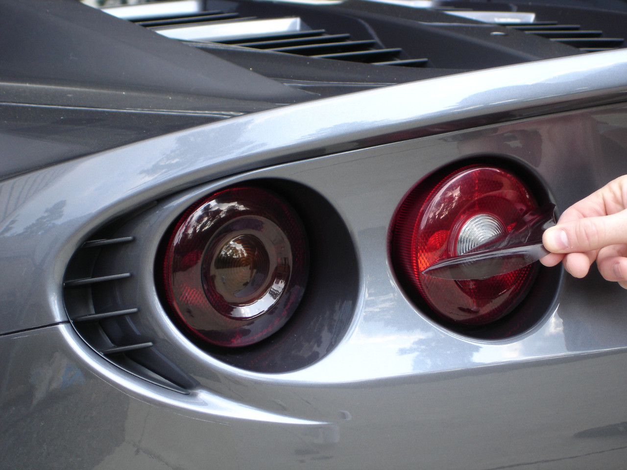 Acura Ilx 19 Tail Light Covers