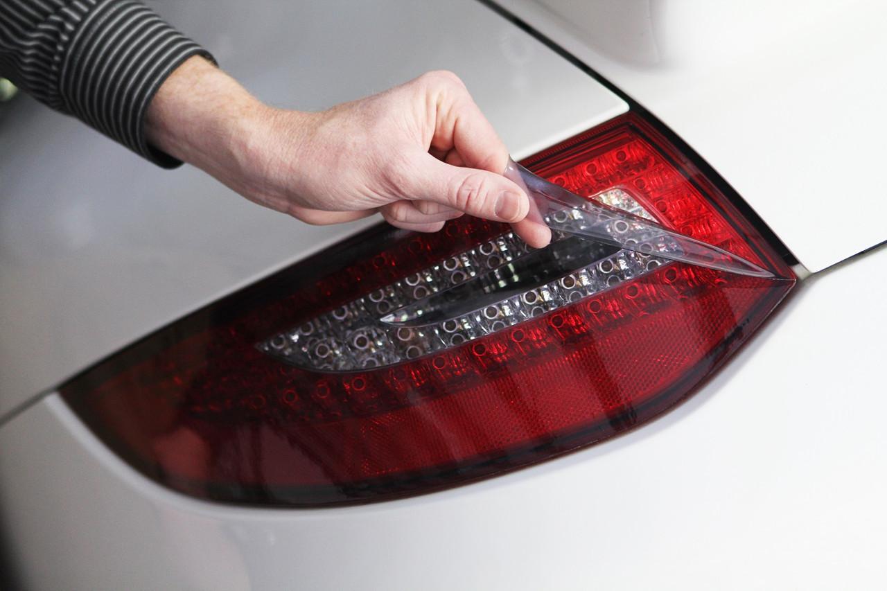 Application Kit Rvinyl Rtint Headlight Tint Covers for Ford Edge 2011-2014