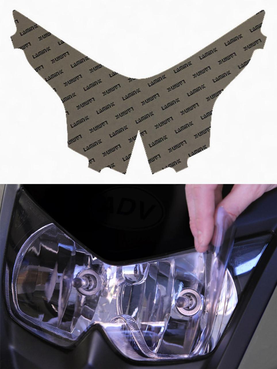 Lamin-x HU001CL Headlight Cover