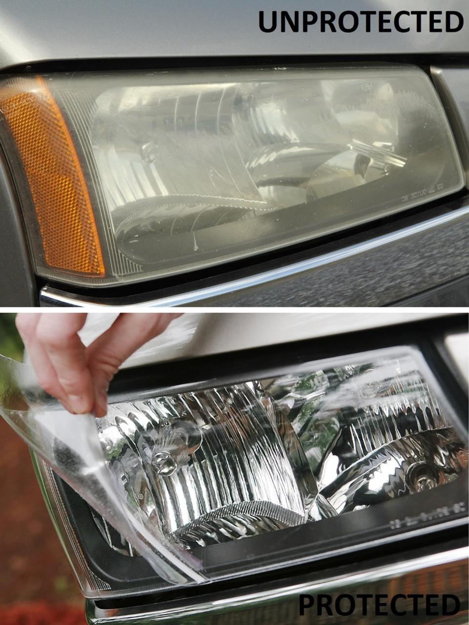 Corrado Headlight Protective Covers Smoked