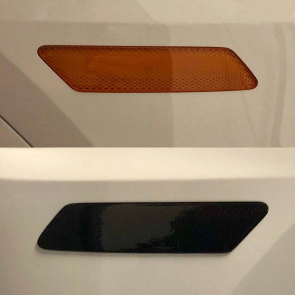 BMW 3-Series (12-15) Side Marker Covers