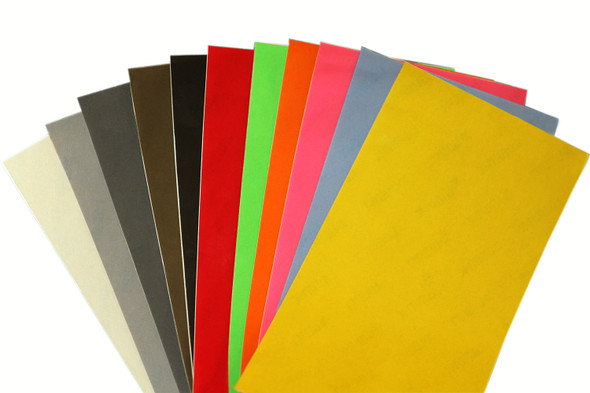 "9""x9"" Sheet Of Color Protective Film"