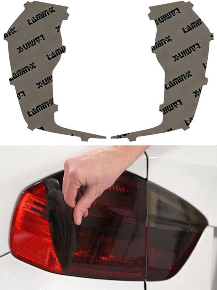 Chevy Tahoe (2021+ ) Rear Reflector Delete Covers