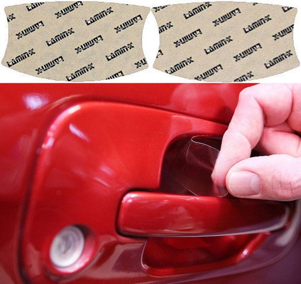 BMW 3-Series Coupe, Cabrio (11-13) Door Handle Cup Paint Protection