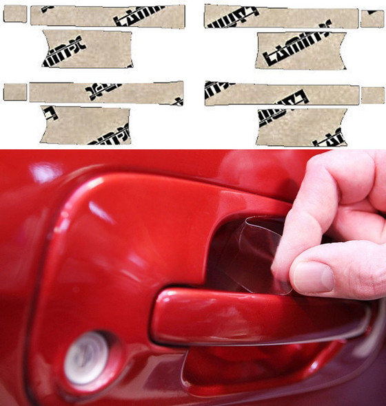 Dodge Ram Truck Classic (13-19) Door Handle Cup Paint Protection
