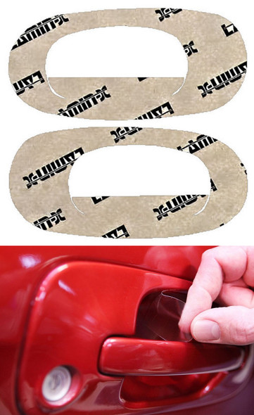 Jaguar XK (01-06) Door Handle Cup Paint Protection