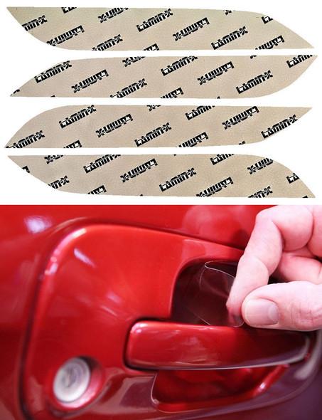 Tesla Model S (12-  ) Door Handle Paint Protection