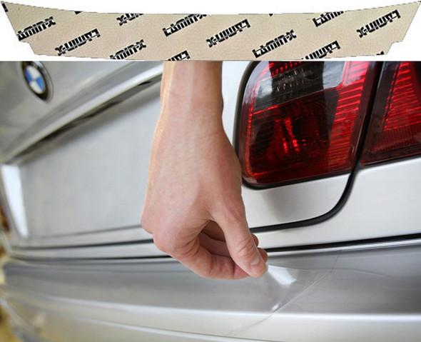 Honda Fit (15-  ) Rear Bumper Guard