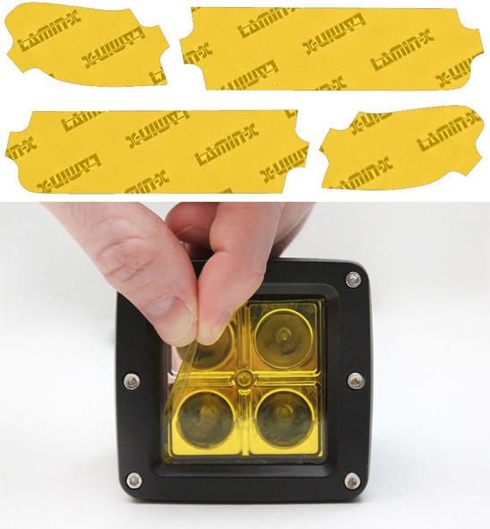 Jeep Wrangler JL w/ LED (18-  ) Turn Signal Covers