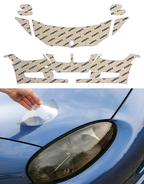 BMW 3-Series Coupe (07-10) Clear Bra