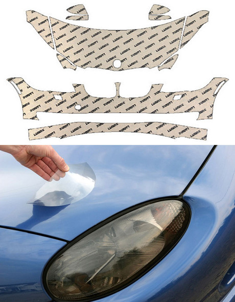 BMW 3-Series Coupe (11-13) Clear Bra