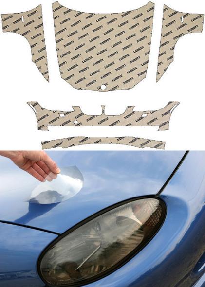BMW 3-Series Coupe, Cabrio (11-13) Full Coverage Clear Bra