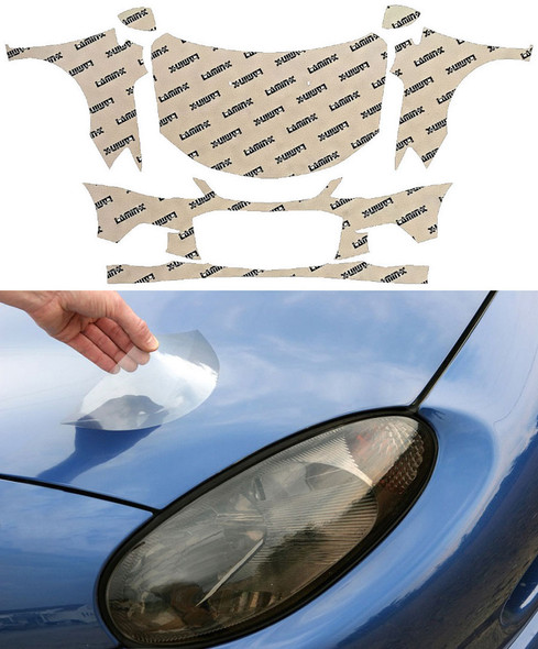 Chevy Sonic (17-  ) Full Coverage Clear Bra