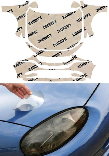 Mazda 3 Sedan (19-  ) Full Coverage Clear Bra