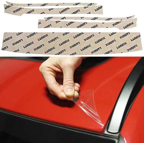 BMW X3 (15-17) A-Pillar & Cab Top Edge Protection