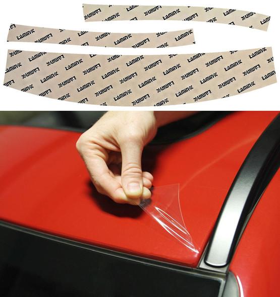 Acura ILX (19-  ) A-Pillar & Cab Top Edge Protection