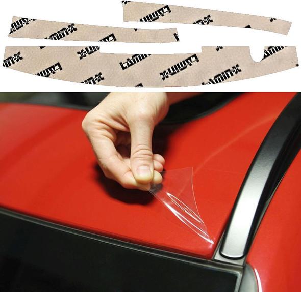 Chevy Silverado 2500, 3500 (20-  ) A-Pillar & Cab Top Edge Protection