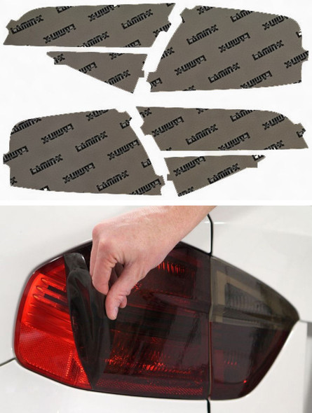 Audi A8 (15-17) Tail Light Covers