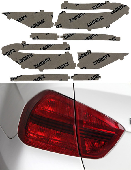 Audi A8 (19-  ) Tail Light Covers