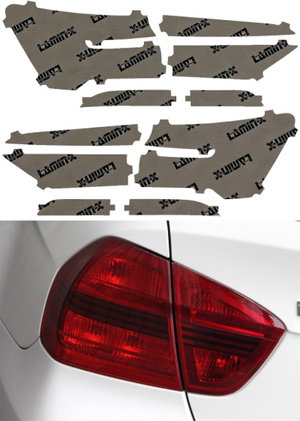Audi A6 (19-  ) Tail Light Covers