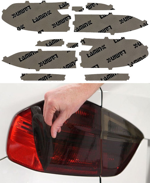 BMW X7 (19-  ) Tail Light Covers