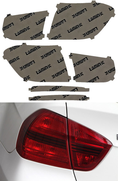 BMW 3-Series 340i (16-18) Tail Light Covers