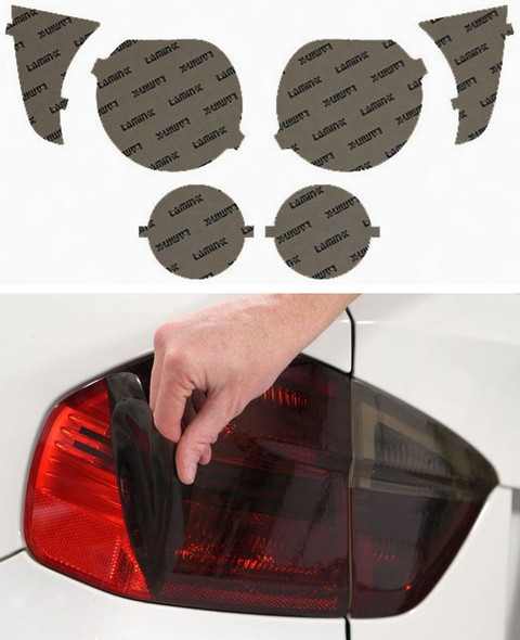 Chevy Sonic Hatchback (12-16) Tail Light Covers