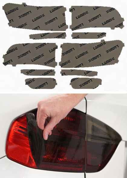 Lamin-x M212R Red Tail Light Film Covers