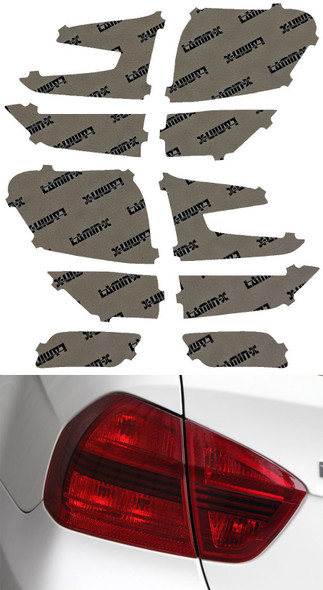 Subaru Forester (19-  ) Tail Light Covers