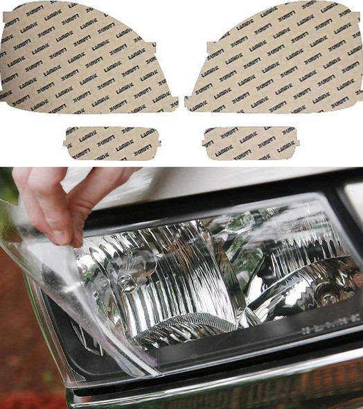 Cadillac Deville (00-04) Headlight Covers