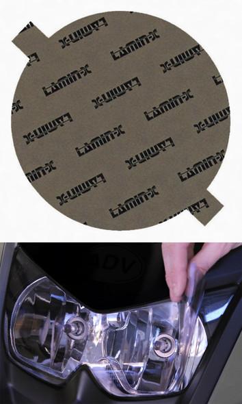 "Harley Davidson Road King 7"" Round Headlight Cover"