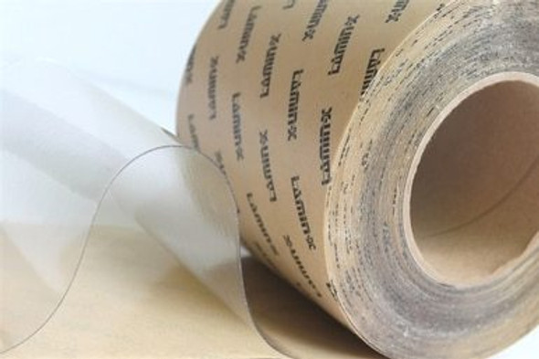 """4"""" x 60' Roll of 20 Mil Clear"""